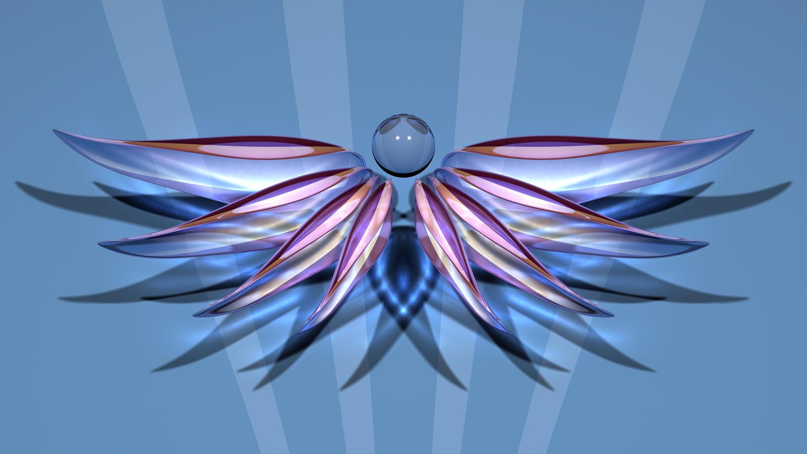 Wings of Glass by TylerXy