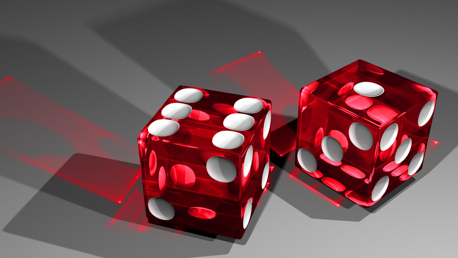 Digital Dice by TylerXy