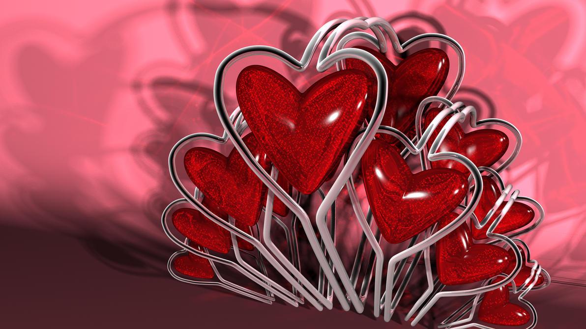 Neas Hearts Two by TylerXy