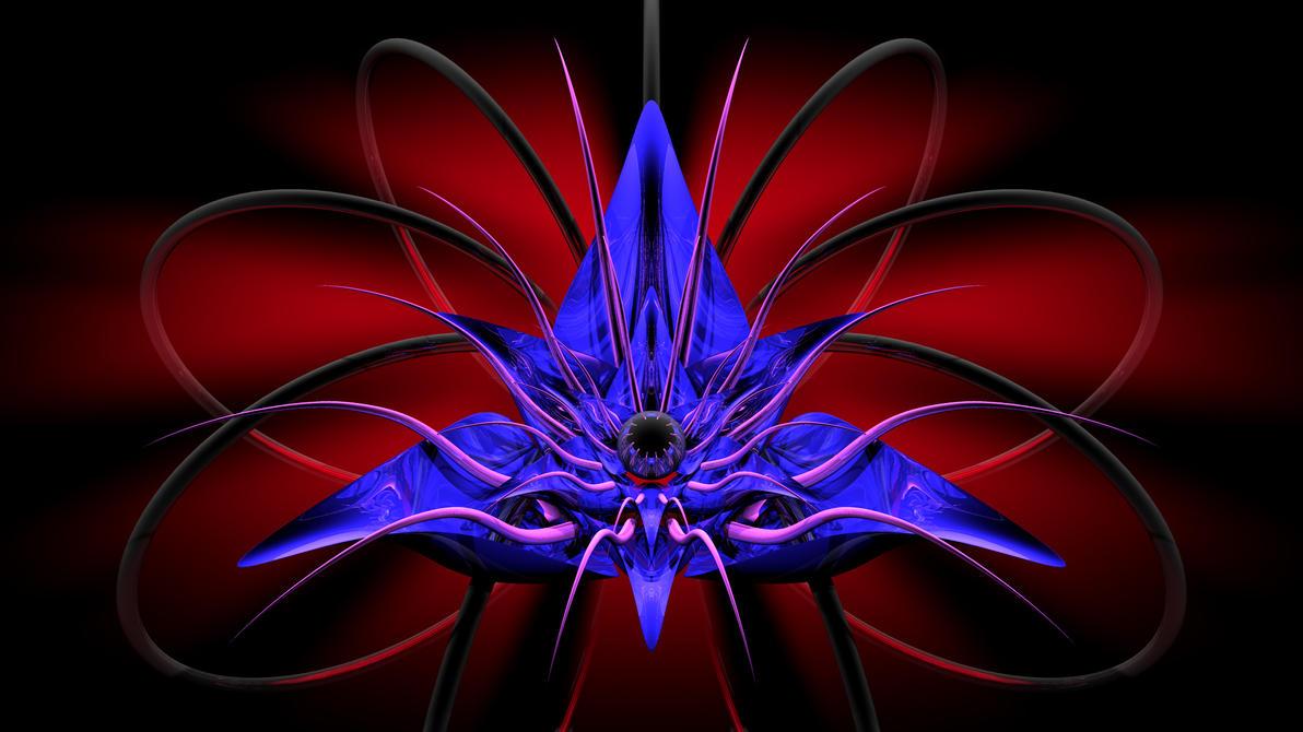 Peace Flower by TylerXy