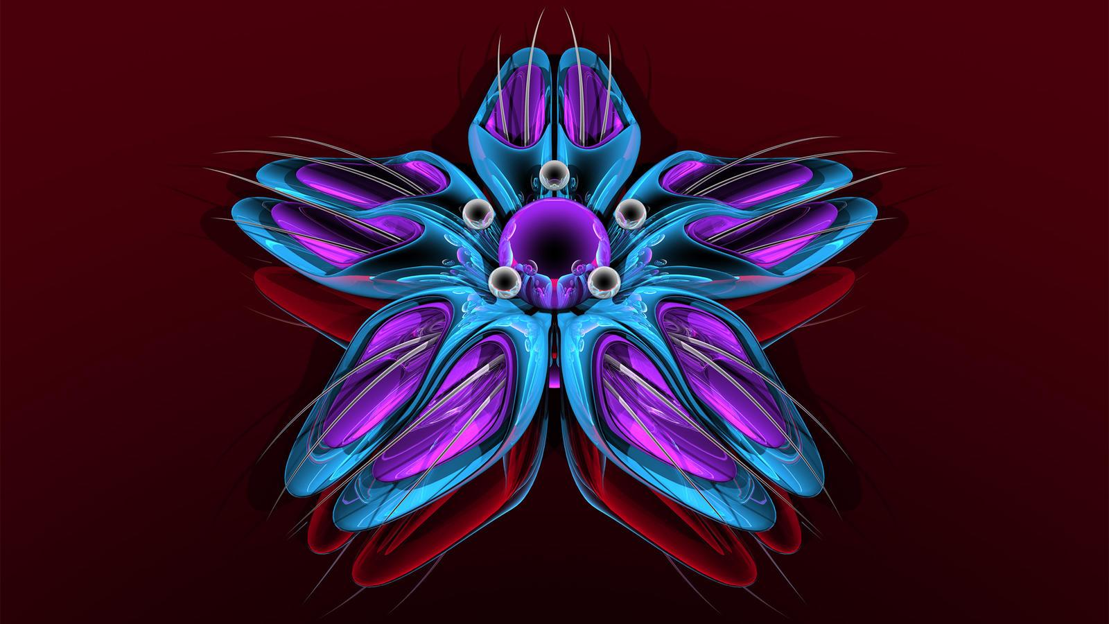 ressemble a une fleur by TylerXy