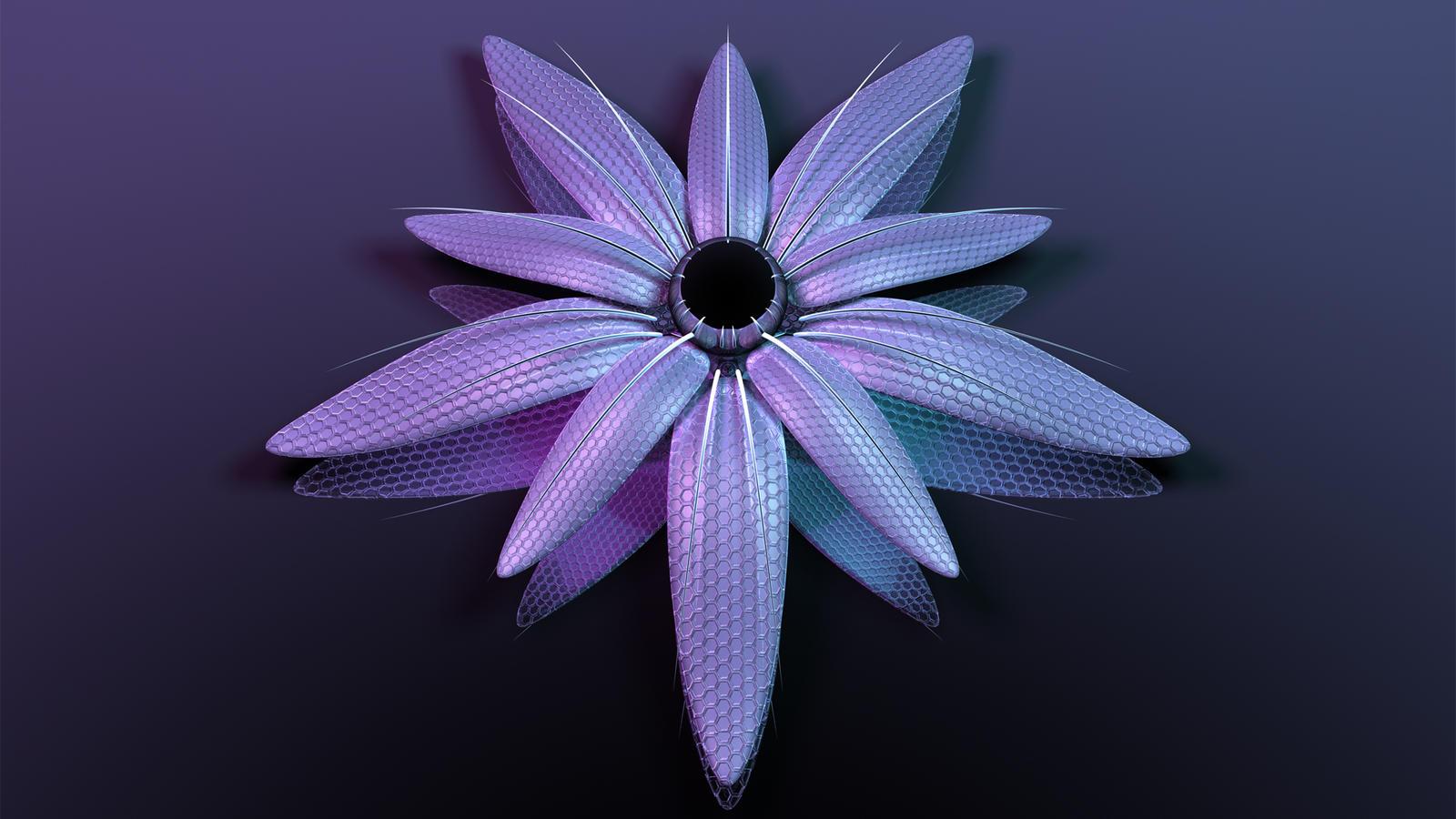 Hexa - Flora by TylerXy