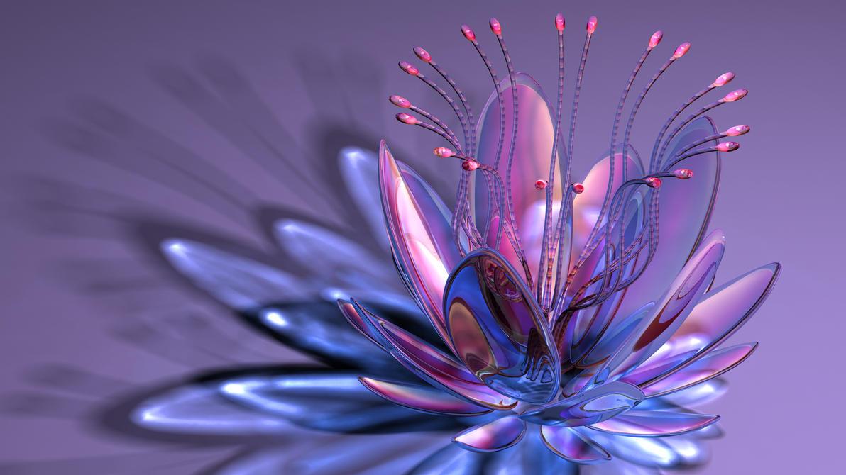 Aquarius Flower by TylerXy
