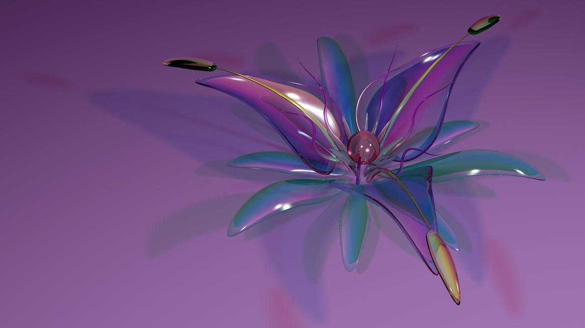 April Pastel Bloom by TylerXy