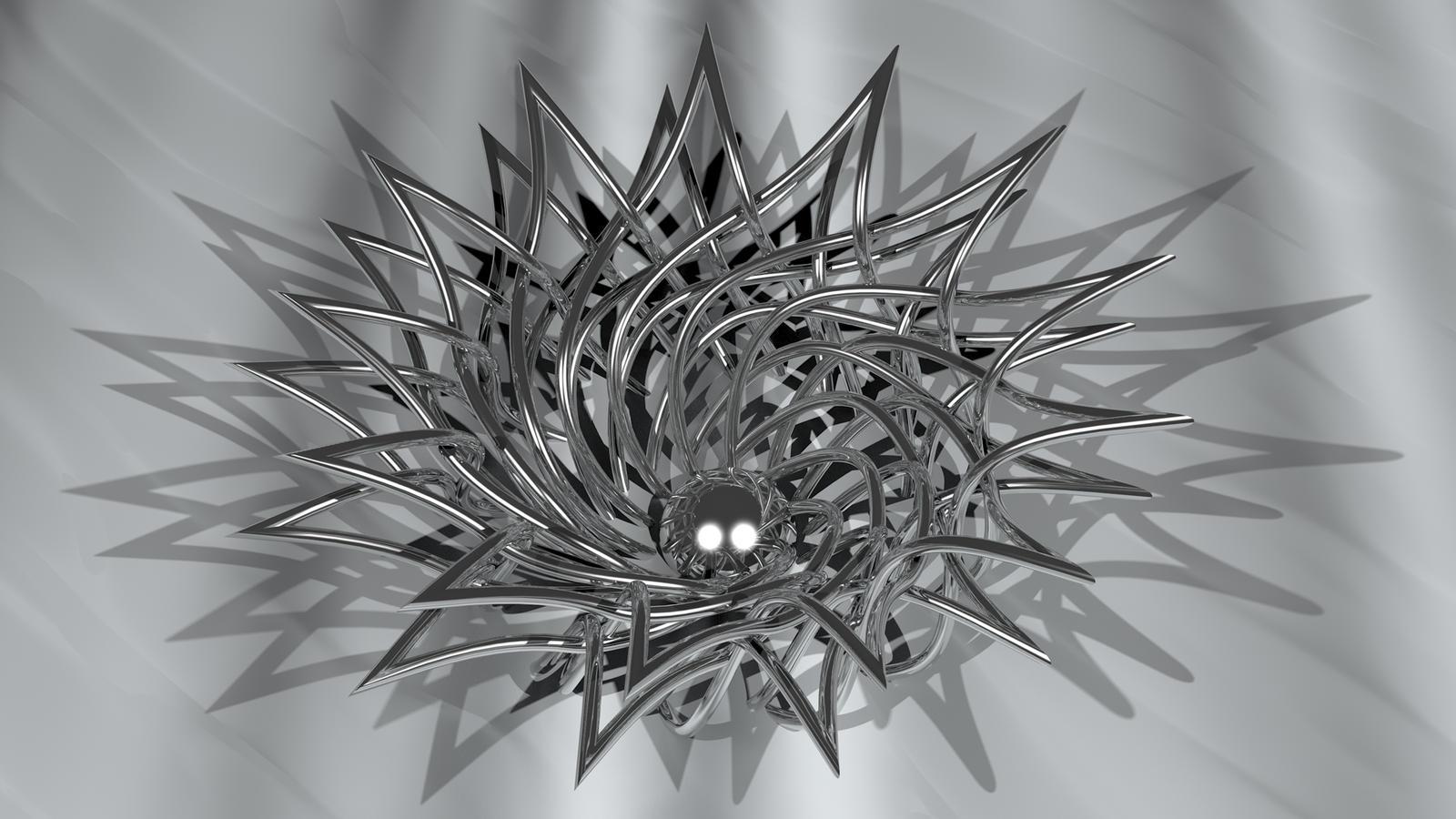 Spun Silver by TylerXy