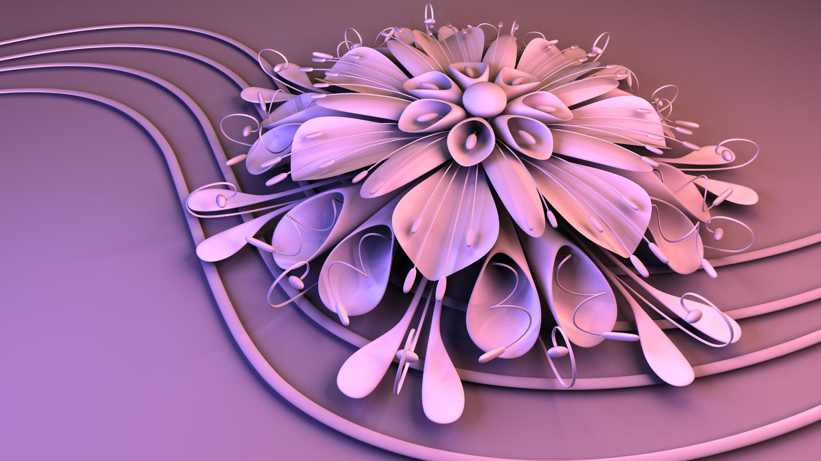 Isa Flower by TylerXy