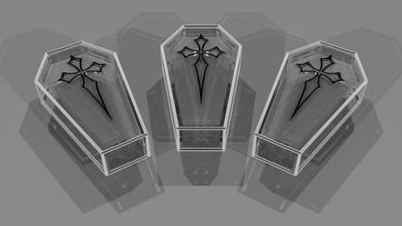 Glass Coffins