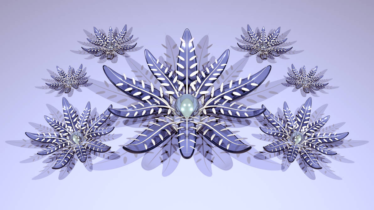 Snowflakes by TylerXy