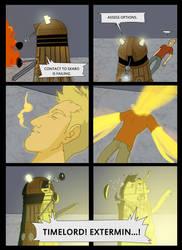 DW: Dalek comic 15 by emif