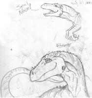 Raptors by emif