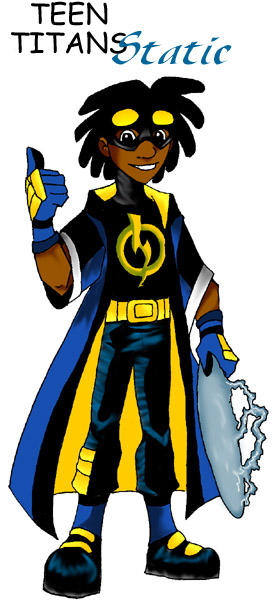 Static Shock And The Teen Titans 99