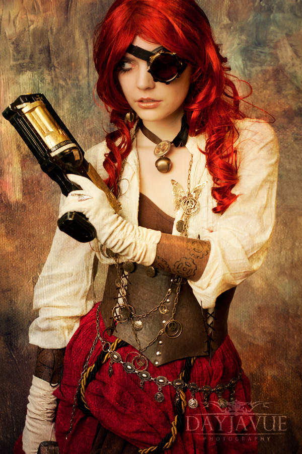 Steampunk Poison by Marie and DayjaVue