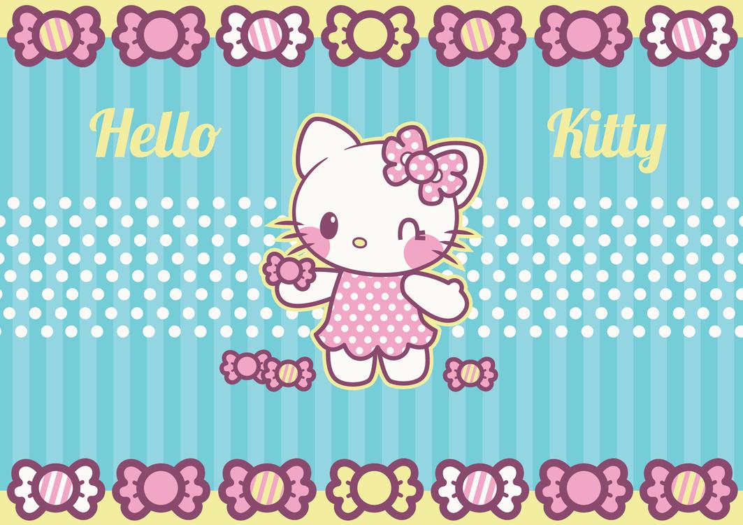 Hello kitty candy by Mindmusic