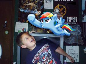 Rainbow, PUNCH