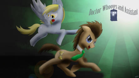 Doctor Whooves and Assistant