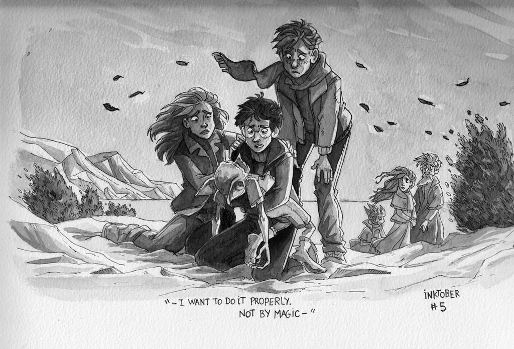 A free Elf. by Mouphie-Art