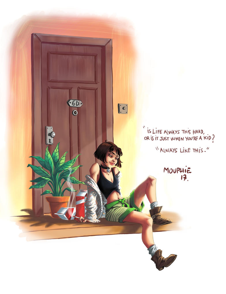 Mathilda by Mouphie-Art