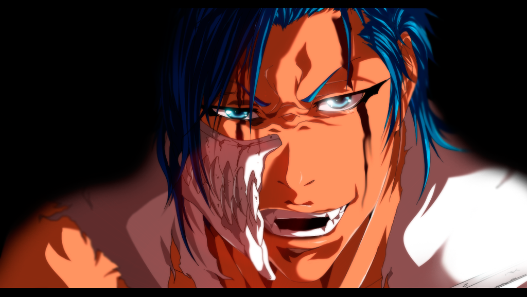 Grimmjow Jaggerjack by iAwessome