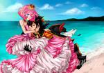I am a Pirate, you are a Princess. by SundaeLee