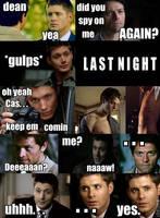 Guilty Dean... by ladycross