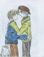 : two boys in love : by ladycross