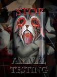 STOP ANIMAL TESTING! by MMelinda