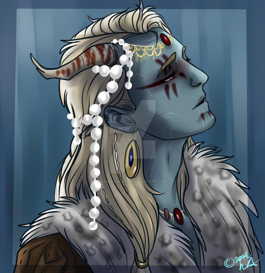 Jewel of Jotunhiem by IsharaHeart