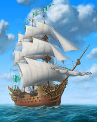 Ship Time by Lobzov
