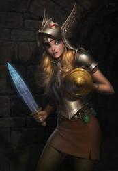 Princess stealth by Lobzov