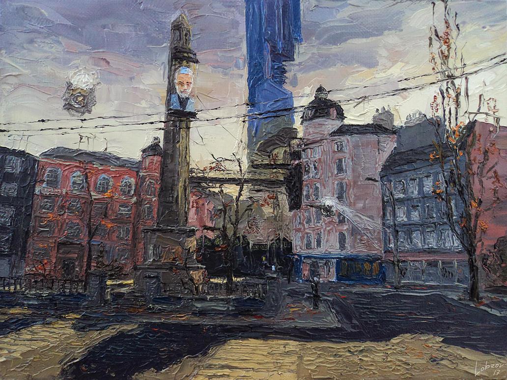 City 17 by Lobzov