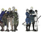 Axis Powers Hetalia - AXIS ALLIES