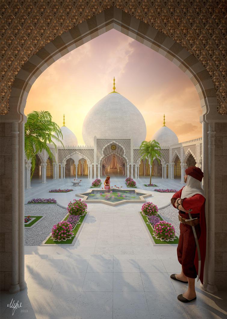 Wonders of the Orient by darkMyke