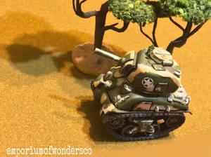 meng world war toons sherman model kit