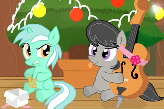 Lyra's Ponymas Present