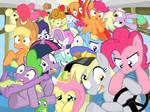 Pony Bus OMGWEREGONNADIE