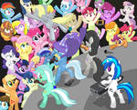The Great And Powerful Band Of Trixie