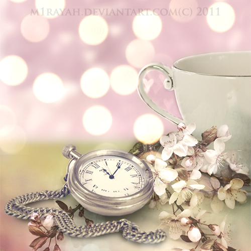 Tea Time by m-i-r-a-y-a-h