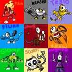Mixels: Leaders