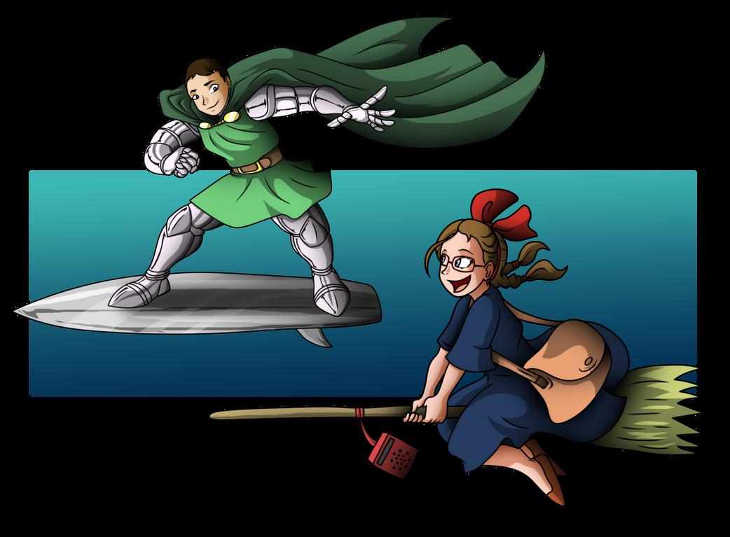 6th of Feb Heroes, Earth 2 Edition/Birthday Flight by Xenomaster