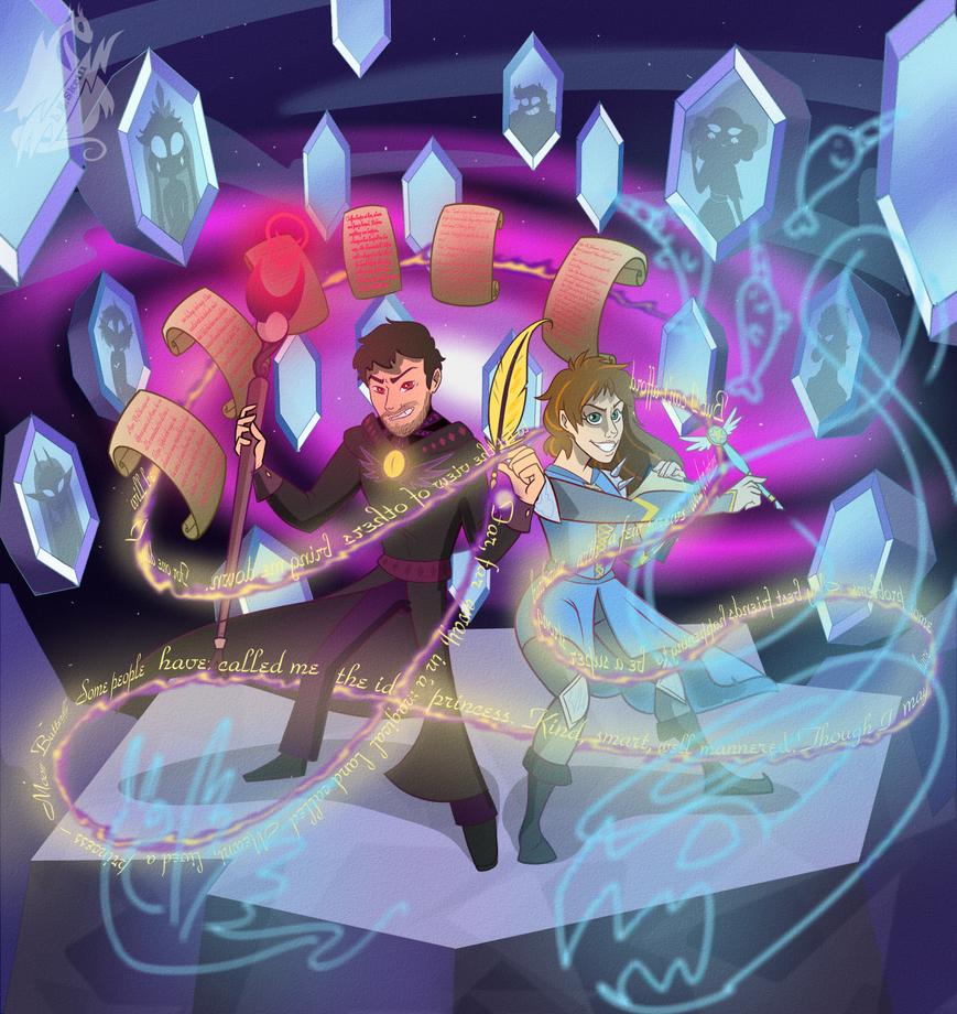 Magic Creators by Xenomaster