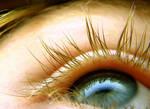 Look close up