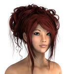 Great Hair 01 - Adelina
