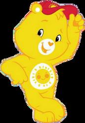 Funshine Bear poses by kaylor2013