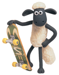 Shaun poses with skateboard by kaylor2013
