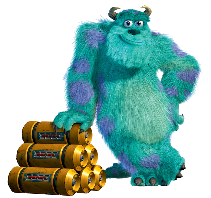 Sulley poses by kaylor2013