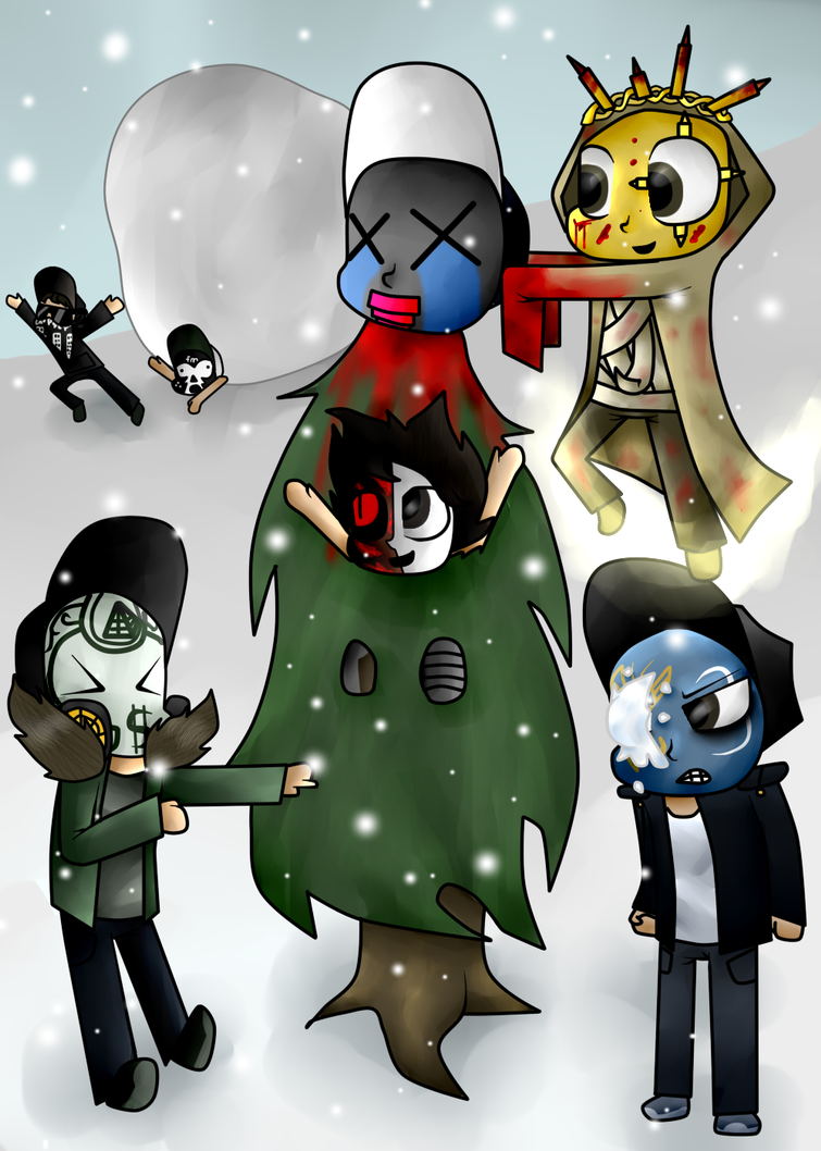 HAVE A HOLLYWOOD CHRISTMAS AND AN UNDEAD NEW YEAR! by ghost-beach ...