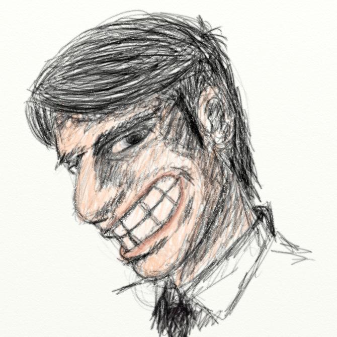 Smile, please by josempans