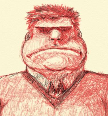 A guy by josempans