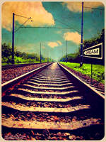 railway to the dream by screemgirl