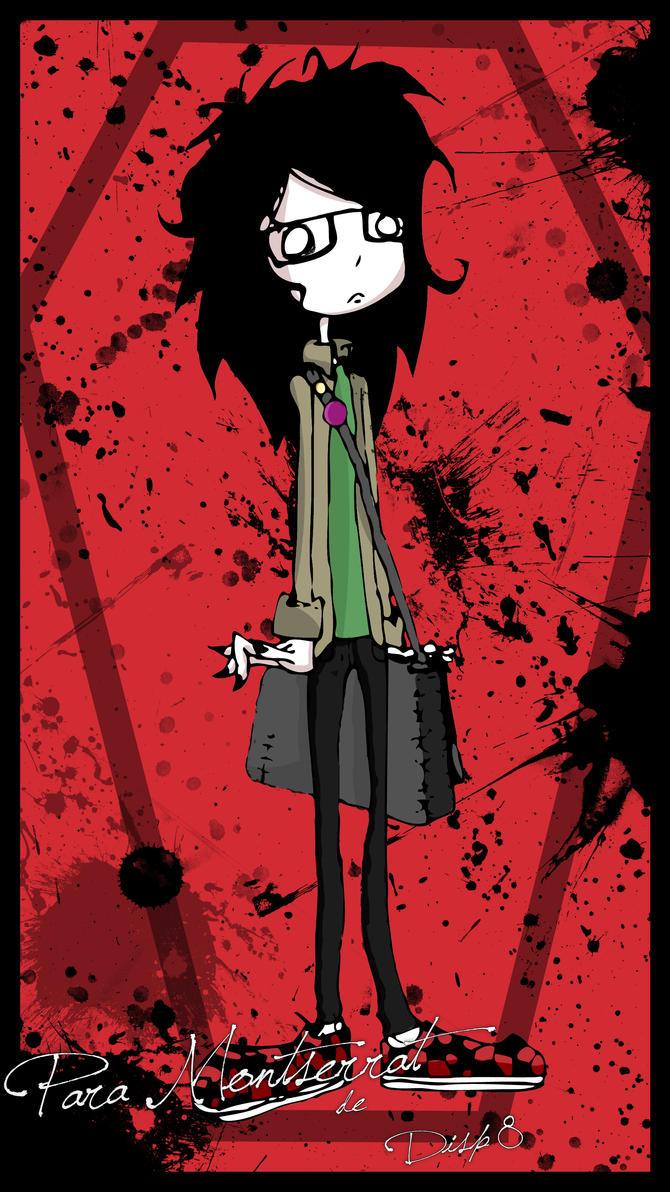 Montserrat: ghostgirl by disp8